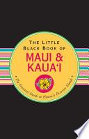 Little Black Book Of Maui And Kauai Book PDF
