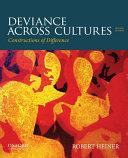 Deviance Across Cultures Book PDF