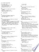 International Bibliography