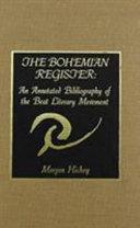 The Bohemian Register