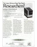 Cancer Research Book PDF