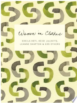 Download Women in Clothes Free PDF Books - Free PDF
