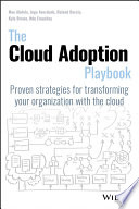 The Cloud Adoption Playbook Book