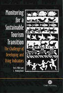 Cover of Monitoring for a Sustainable Tourism Transition