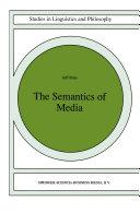 The Semantics of Media Pdf/ePub eBook