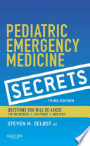 Pediatric Emergency Medicine Secrets E Book Book PDF