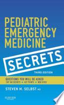 Pediatric Emergency Medicine Secrets E Book