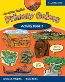 American English Primary Colors 6 Activity Book