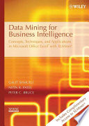 Data Mining for Business Intelligence