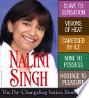 Nalini Singh The Psy Changeling Series Books 1 5