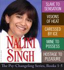 Nalini Singh: The Psy-Changeling Series Books 1-5 Pdf/ePub eBook