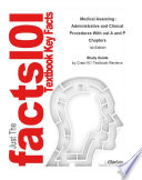 Medical Assisting , Administrative and Clinical Procedures With out A and P Chapters