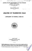Technical Paper - Bureau of Mines