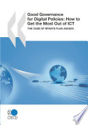 Good Governance For Digital Policies How To Get The Most Out Of Ict The Case Of Spain S Plan Avanza