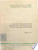 Plan of joint action for reactivation of agriculture in the Caribbean countries Book