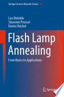 Flash Lamp Annealing