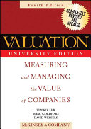 Cover of Valuation