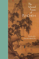 The Selected Poems of Po Chü-I