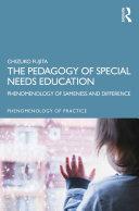 The Pedagogy of Special Needs Education [Pdf/ePub] eBook