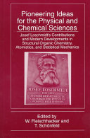 Pioneering Ideas for the Physical and Chemical Sciences