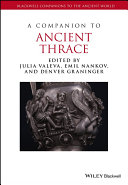 A Companion to Ancient Thrace Pdf/ePub eBook