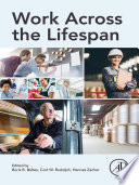 Work Across the Lifespan Book PDF