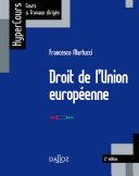 Pdf Droit de l'Union européenne - 2e éd. Telecharger