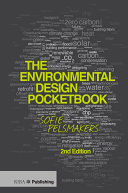 The Environmental Design Pocketbook Pdf/ePub eBook
