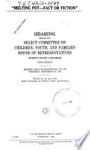 Melting Pot   Fact Or Fiction Book PDF