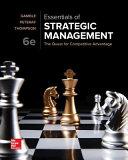 Loose Leaf Essentials of Strategic Management