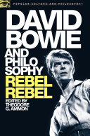 David Bowie and Philosophy