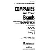 Companies and Their Brands Book