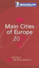 Main Cities of Europe 2007