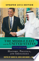 The Middle East and the United States Book PDF