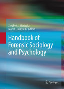 Handbook of Forensic Sociology and Psychology - Seite 214