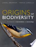 Origins of Biodiversity Book