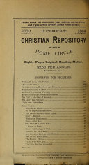 Ford's Christian Repository