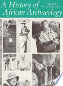 A History of African Archaeology Book PDF