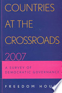 Countries At The Crossroads Book PDF