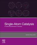 Single Atom Catalysis
