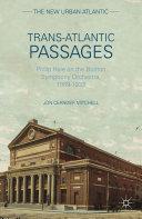 Trans-Atlantic Passages [Pdf/ePub] eBook