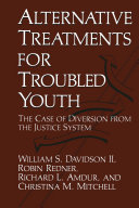 Alternative Treatments for Troubled Youth ebook