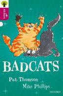 Books - Bad Cats | ISBN 9780198377191