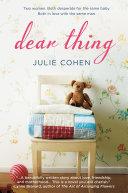 Dear Thing Pdf/ePub eBook