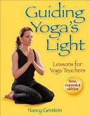 Guiding Yoga s Light