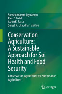 Conservation Agriculture  A Sustainable Approach for Soil Health and Food Security