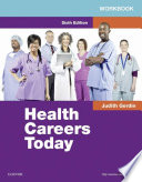 Workbook for Health Careers Today   E Book