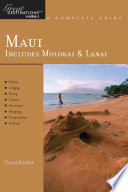 Explorer s Guide Maui  Includes Molokai   Lanai  A Great Destination