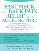 Fast Neck and Back Pain Relief with Acupuncture