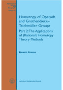 Homotopy of Operads and Grothendieck-Teichmuller Groups